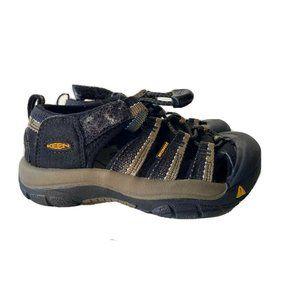 Keen Big Kids Newport H2 Waterproof Sandals Brown